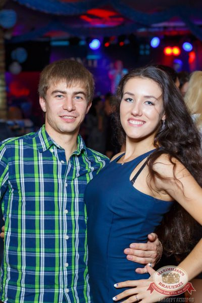 Октобер рок-фест, 27 сентября 2014 - Ресторан «Максимилианс» Казань - 35