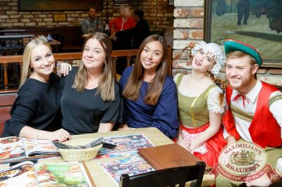 «Октоберфест-2017»: выбор пивной столицы, 29 сентября 2017 - Ресторан «Максимилианс» Казань - 52