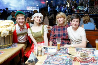 «Октоберфест-2017»: выбор пивной столицы, 29 сентября 2017 - Ресторан «Максимилианс» Казань - 56
