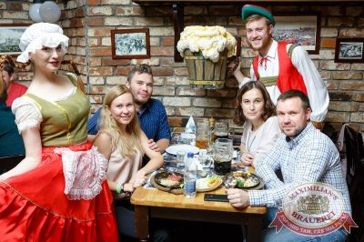 «Октоберфест-2017»: выбор пивной столицы, 29 сентября 2017 - Ресторан «Максимилианс» Казань - 57