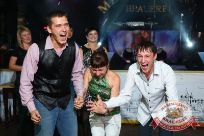 «Октоберфест»: фестивальный уикенд, 2 октября 2015 - Ресторан «Максимилианс» Казань - 10
