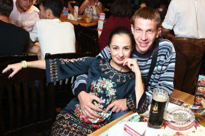 «Октоберфест»: выиграй тонну пива! 25 сентября 2015 - Ресторан «Максимилианс» Казань - 24