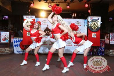 «Октоберфест»: турнир «Дартс Трофи», 23 сентября 2015 - Ресторан «Максимилианс» Казань - 07
