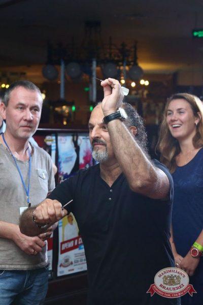 «Октоберфест»: турнир «Дартс Трофи», 23 сентября 2015 - Ресторан «Максимилианс» Казань - 18