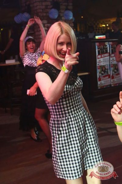 «Октоберфест»: турнир «Дартс Трофи», 23 сентября 2015 - Ресторан «Максимилианс» Казань - 28