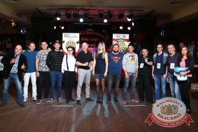 «Октоберфест»: турнир «Дартс Трофи», 30 сентября 2015 - Ресторан «Максимилианс» Казань - 05