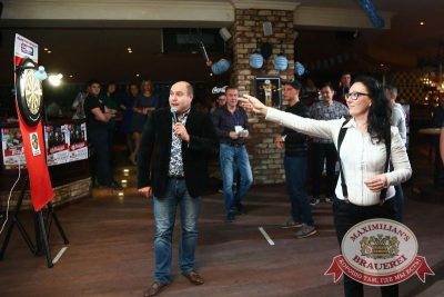 «Октоберфест»: турнир «Дартс Трофи», 30 сентября 2015 - Ресторан «Максимилианс» Казань - 09