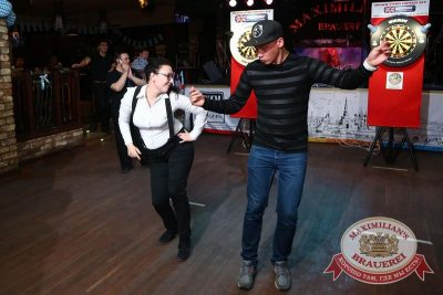 «Октоберфест»: турнир «Дартс Трофи», 30 сентября 2015 - Ресторан «Максимилианс» Казань - 12