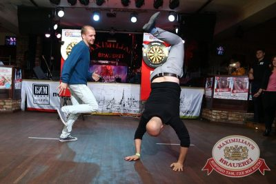 «Октоберфест»: турнир «Дартс Трофи», 30 сентября 2015 - Ресторан «Максимилианс» Казань - 13