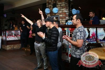 «Октоберфест»: турнир «Дартс Трофи», 30 сентября 2015 - Ресторан «Максимилианс» Казань - 17