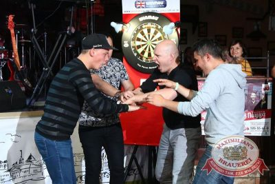 «Октоберфест»: турнир «Дартс Трофи», 30 сентября 2015 - Ресторан «Максимилианс» Казань - 18