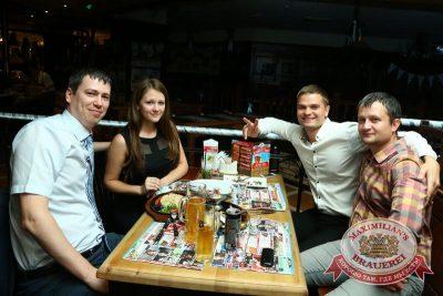 «Октоберфест»: турнир «Дартс Трофи», 30 сентября 2015 - Ресторан «Максимилианс» Казань - 29