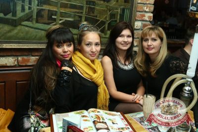 «Октоберфест»: турнир «Дартс Трофи», 30 сентября 2015 - Ресторан «Максимилианс» Казань - 30