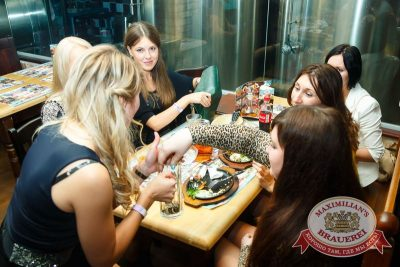 «Октоберфест»: выбираем Короля и Королеву, 19 сентября 2015 - Ресторан «Максимилианс» Казань - 25
