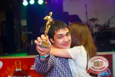 Оскар за любовь, 14 февраля 2014 - Ресторан «Максимилианс» Казань - 03