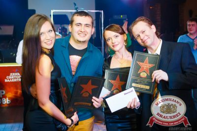 Оскар за любовь, 14 февраля 2014 - Ресторан «Максимилианс» Казань - 17