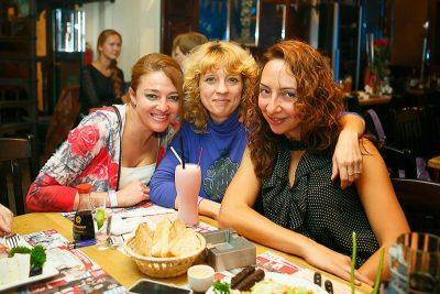 Открытие Октоберфеста, 21 сентября 2012 - Ресторан «Максимилианс» Казань - 16