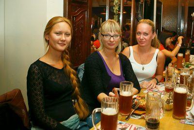 Открытие Октоберфеста, 21 сентября 2012 - Ресторан «Максимилианс» Казань - 17
