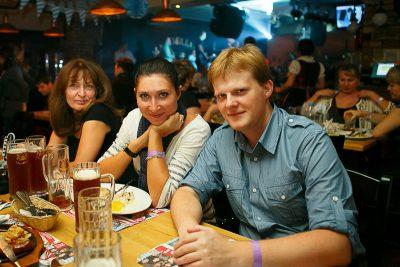 Открытие Октоберфеста, 21 сентября 2012 - Ресторан «Максимилианс» Казань - 18