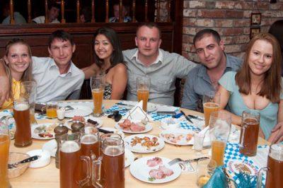 Открытие ресторана, 2 июля 2010 - Ресторан «Максимилианс» Казань - 02