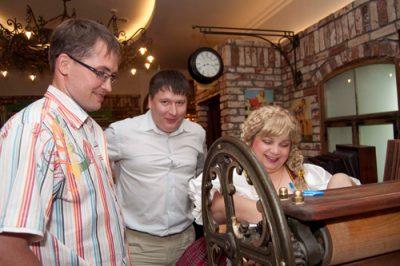 Открытие ресторана, 2 июля 2010 - Ресторан «Максимилианс» Казань - 07