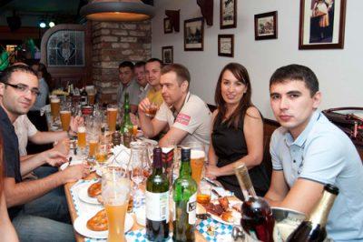 Открытие ресторана, 2 июля 2010 - Ресторан «Максимилианс» Казань - 09