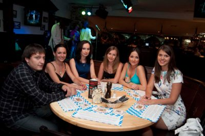Открытие ресторана, 2 июля 2010 - Ресторан «Максимилианс» Казань - 19