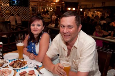 Открытие ресторана, 2 июля 2010 - Ресторан «Максимилианс» Казань - 26