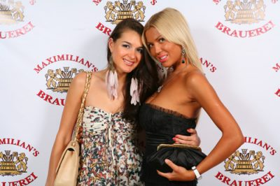 Открытие ресторана — Brandwall, 2 июля 2010 - Ресторан «Максимилианс» Казань - 14