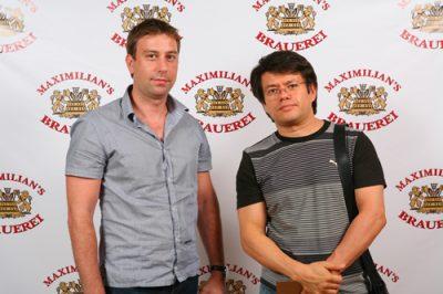 Открытие ресторана — Brandwall, 2 июля 2010 - Ресторан «Максимилианс» Казань - 17