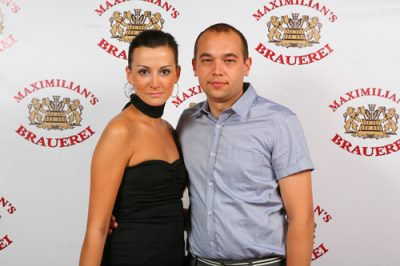 Открытие ресторана — Brandwall, 2 июля 2010 - Ресторан «Максимилианс» Казань - 24