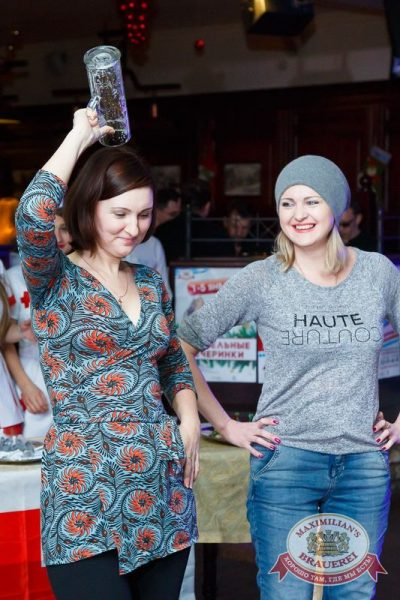 Похмельные вечеринки: вылечим всех! 3 января 2016 - Ресторан «Максимилианс» Казань - 10