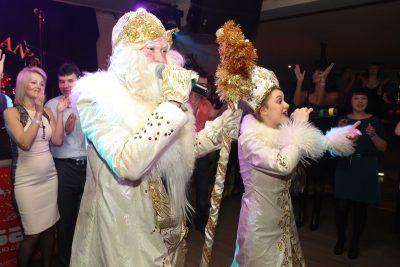 Празднование Нового года 2013 - Ресторан «Максимилианс» Казань - 03