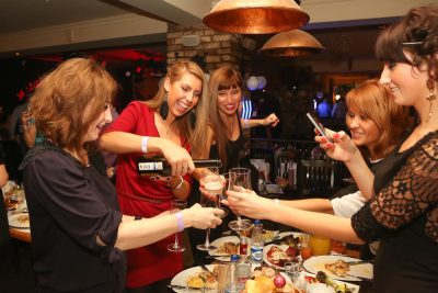 Празднование Нового года 2013 - Ресторан «Максимилианс» Казань - 22