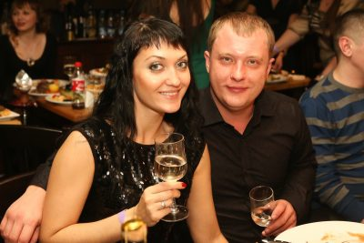 Празднование Нового года 2013 - Ресторан «Максимилианс» Казань - 25