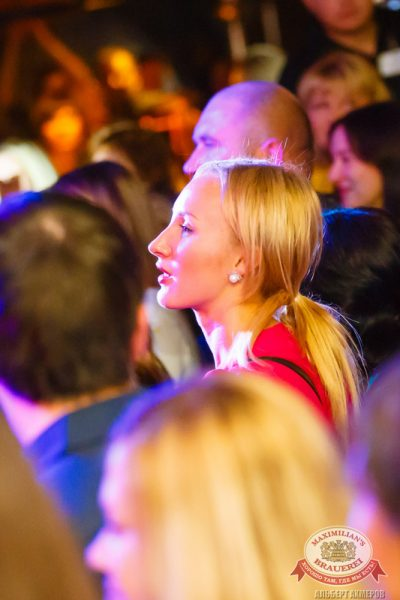 Проект «Шансон Клуб»: «Рок-острова», 26 октября 2014 - Ресторан «Максимилианс» Казань - 25
