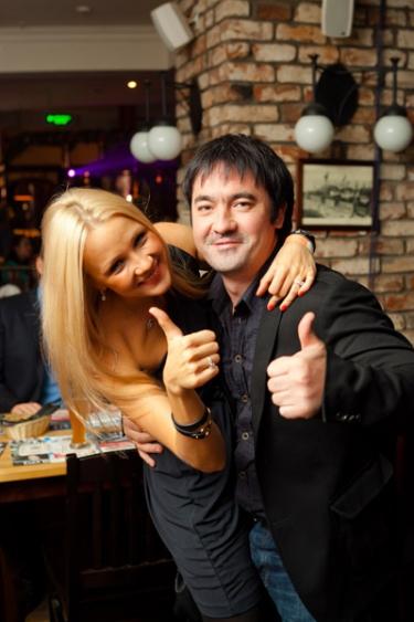 Quest Pistols, 20 октября 2011 - Ресторан «Максимилианс» Казань - 21