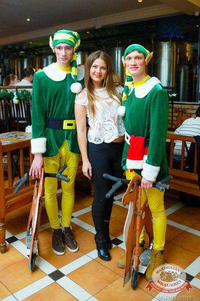 Репетиция Нового года с группой «Ла-ГранжЪ», 13 декабря 2014 - Ресторан «Максимилианс» Казань - 05