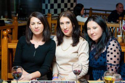 Вечеринка «Ретро FM», 6 декабря 2019 - Ресторан «Максимилианс» Казань - 50