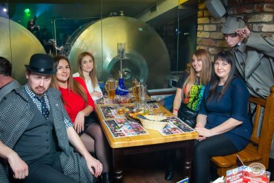«Вечеринка Ретро FM», 15 февраля 2020 - Ресторан «Максимилианс» Казань - 46