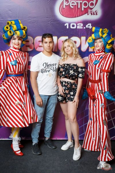 «Вечеринка Ретро FM», 25 июня 2021 - Ресторан «Максимилианс» Казань - 6