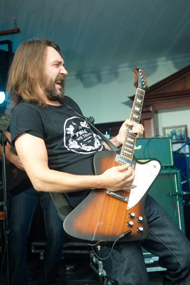 Сергей Шнуров и «Рубль», 21 октября 2010 - Ресторан «Максимилианс» Казань - 01