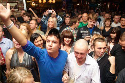 Сергей Шнуров и «Рубль», 21 октября 2010 - Ресторан «Максимилианс» Казань - 08