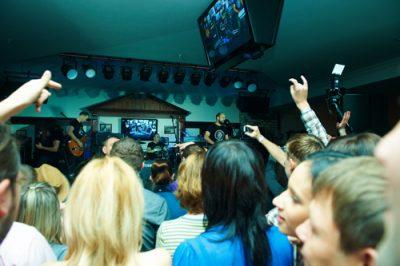 Сергей Шнуров и «Рубль», 21 октября 2010 - Ресторан «Максимилианс» Казань - 10
