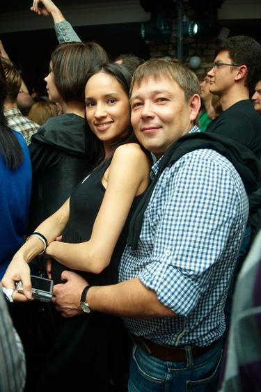 Сергей Шнуров и «Рубль», 21 октября 2010 - Ресторан «Максимилианс» Казань - 11