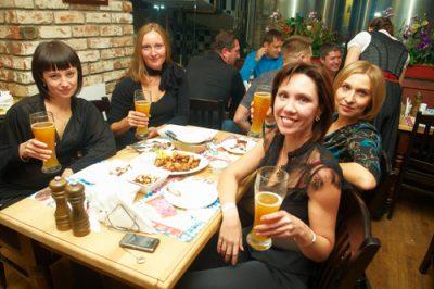 Сергей Шнуров и «Рубль», 21 октября 2010 - Ресторан «Максимилианс» Казань - 16