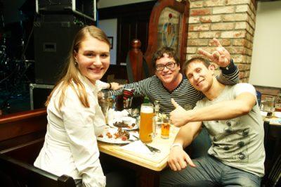 Сергей Шнуров и «Рубль», 21 октября 2010 - Ресторан «Максимилианс» Казань - 18