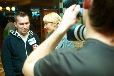 Сергей Шнуров и «Рубль», 21 октября 2010 - Ресторан «Максимилианс» Казань - 21
