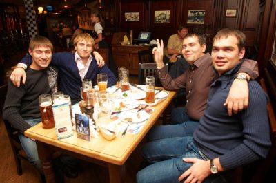Сергей Шнуров и «Рубль», 21 октября 2010 - Ресторан «Максимилианс» Казань - 23