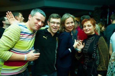 Сергей Шнуров и «Рубль», 21 октября 2010 - Ресторан «Максимилианс» Казань - 29